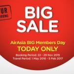 Распродажа от AirAsia: авиабилеты от 2$! — Авиабилеты