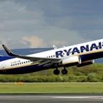 Ryanair: 1000000 авиабилетов от 9€ в одну сторону! —