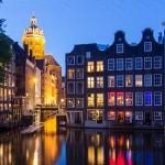 Дешевые авиабилеты Киев — Амстердам от 1598 грн в две стороны!