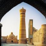 Осенняя прогулка в волшебный Узбекистан! —